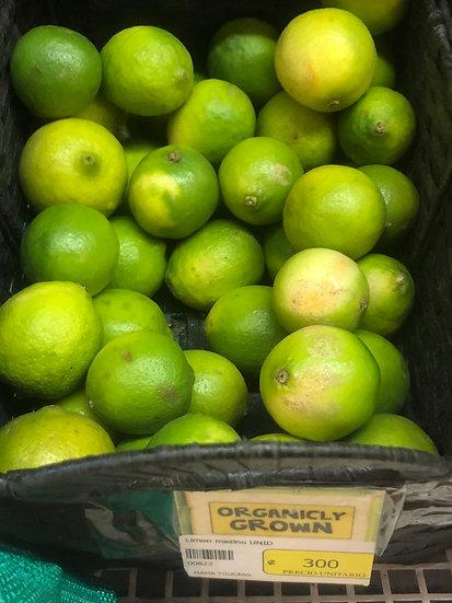 Organic Limes (1)