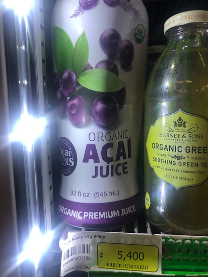 Organic Acai Juice 946ml