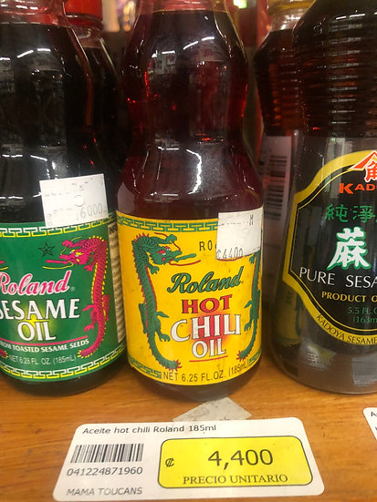 Roland Hot Chili Oil