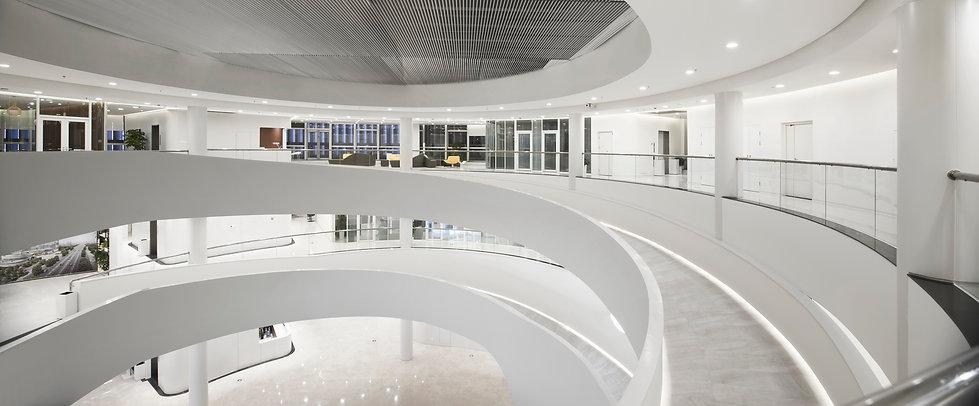 Exhibition Center of Zhengzhou Linkong Biopharmaceutical Park