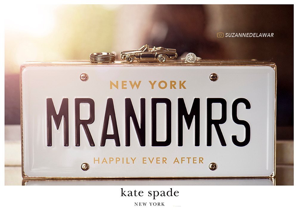 Happily Ever After Kate Spade Purse