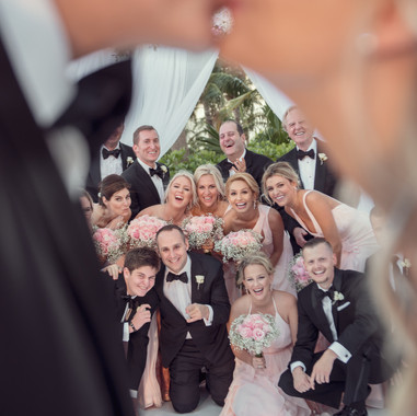 fun-creative-bridal-party-poses-miami-fl