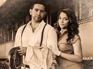 Beatriz + Sadiel Engagement Movie Cover.