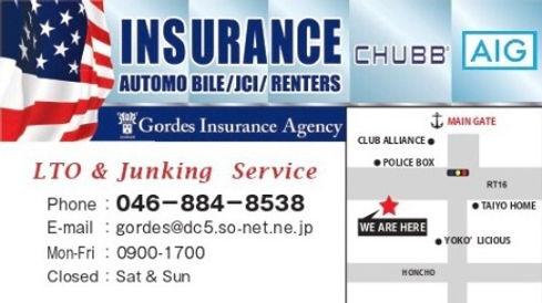 Gordes Insurance office info