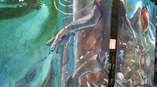 Freshest Paint - Live Painting