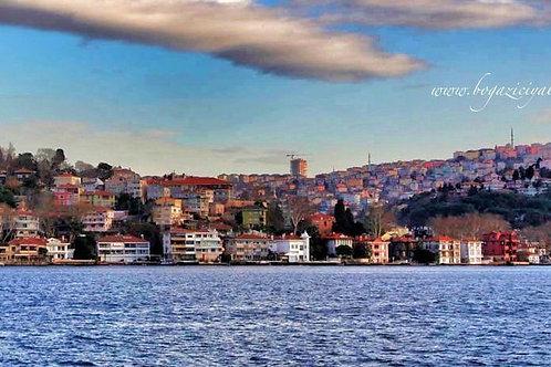 Çengelköy'de Satılık Bakımlı Yalı Dairesi