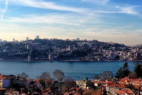 Anadoluhisarı'nda Manzaralı Köşk Arsası