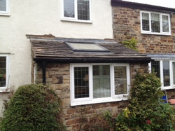 New orch roof Sheffield S17