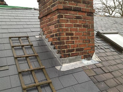 lead flashing replacement