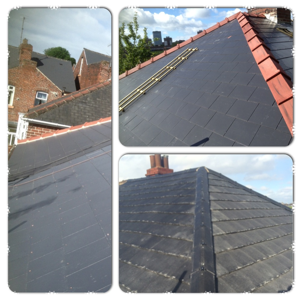 re roof in Sheffield S6