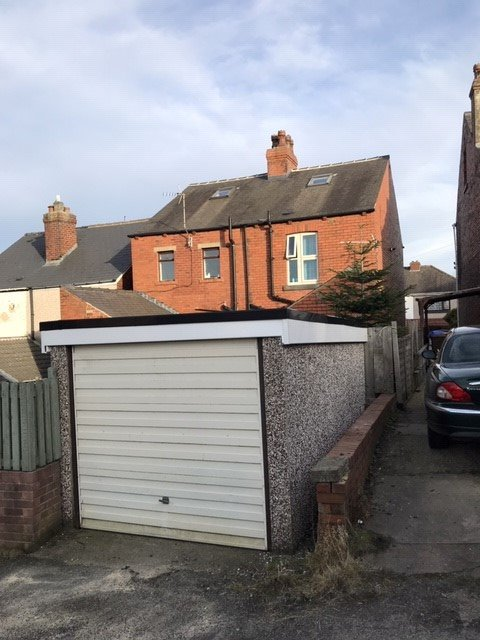 fascia on garage