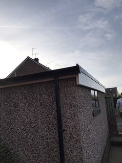 fascia and rubber roof sheffield
