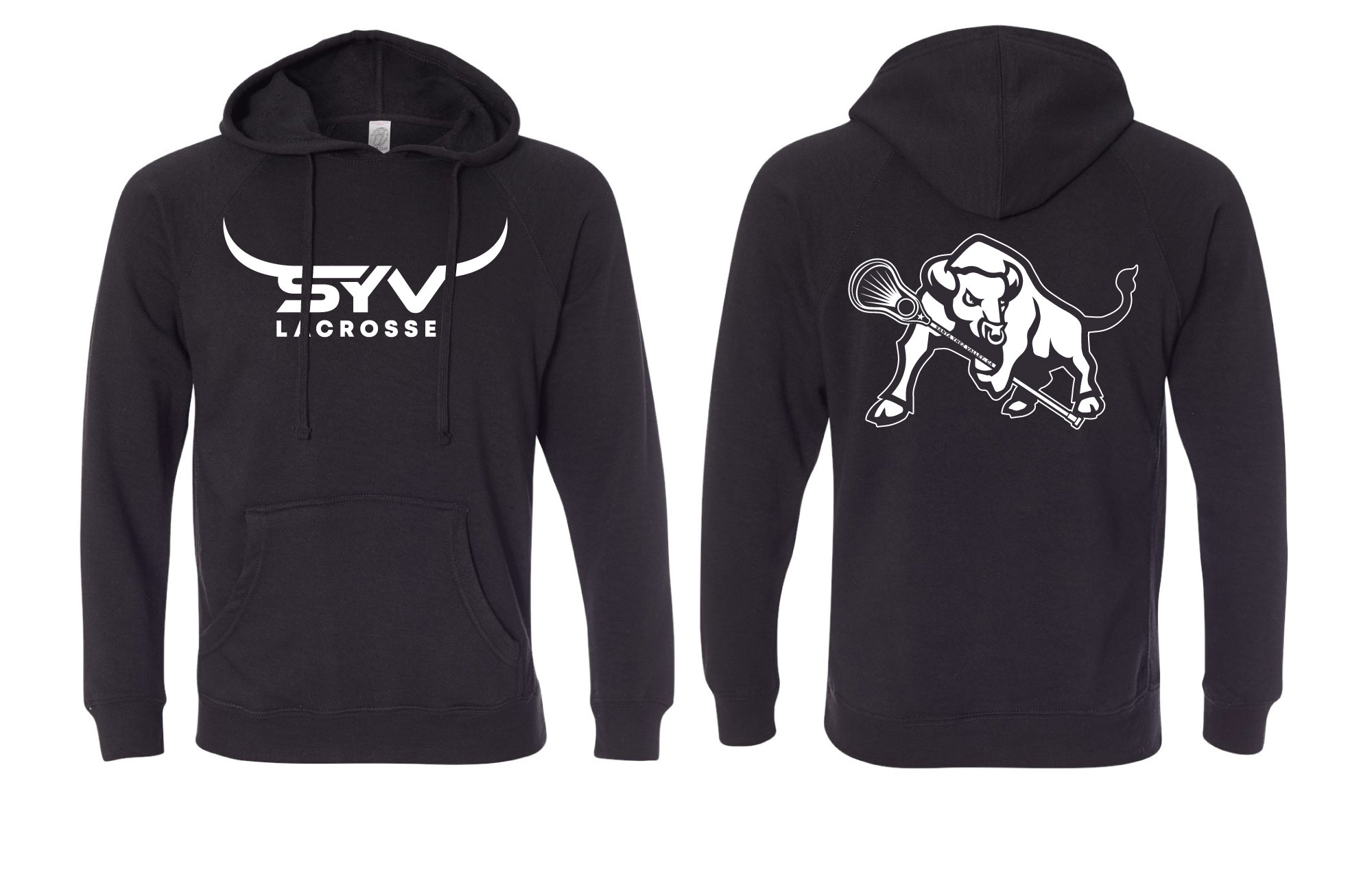 SYV LAX Special Blend Hoodies
