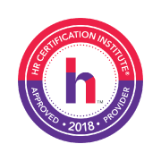 HR Certification Institute Approved Provider