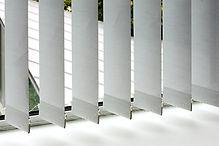 cortina vertical tejidos resinados