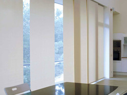 panel deslizante