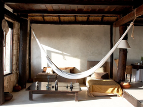 Hammock for your home or office - the best indoor decor idea