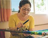 Hammock Weavers Cooperative Thailand - G