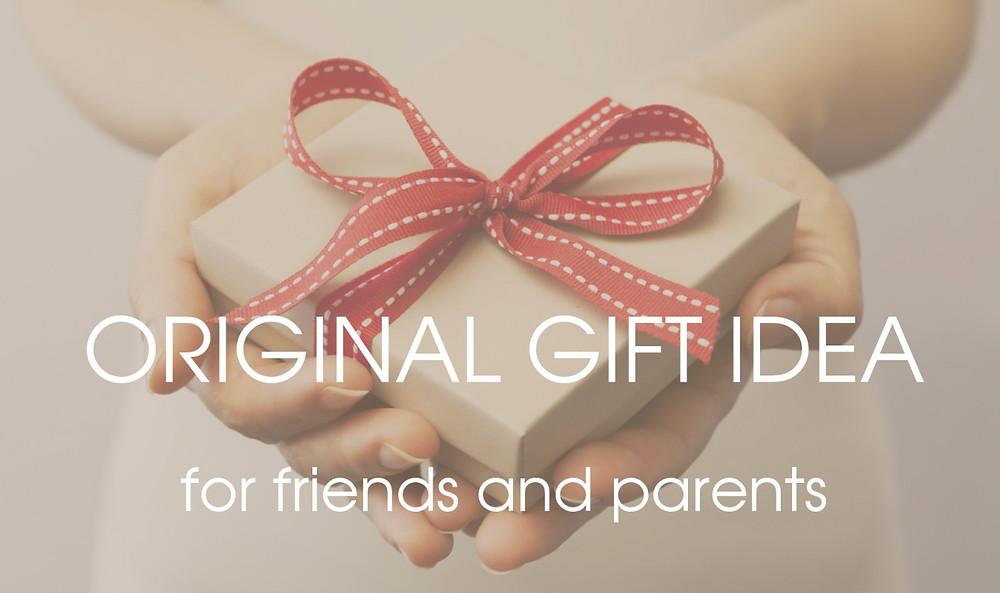 Original gift idea for friends and parents singapore