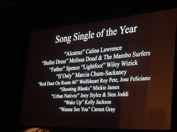 Song of the Year nominees