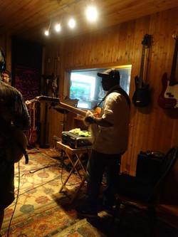 Skate in studio