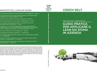 Guida pratica per applicare il Lean Six Sigma in azienda: Green Belt