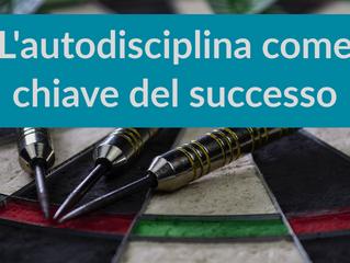 L'autodisciplina come chiave del successo