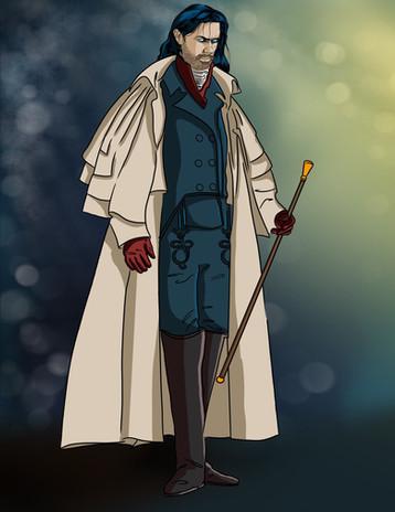 Rodrick Illiescu played by Richard