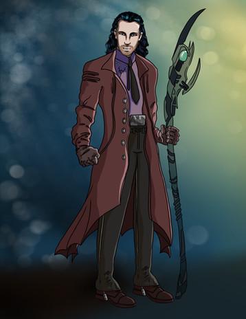 Renly Schädel played by Phillip De Leon