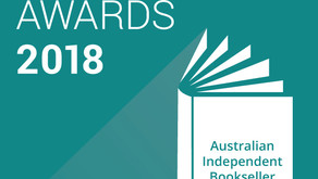 Bookstores nominating now for the 2018 Indie Book Awards