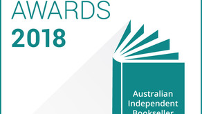 Longlist Announced for the 2018 Indie Book Awards