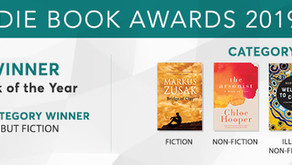 WINNERS OF THE INDIE BOOK AWARDS 2019 ANNOUNCED