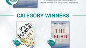 INDIE BOOK AWARDS 2015 WINNERS ANNOUNCED