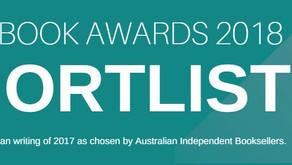 2018 Indie Book Awards Shortlist Announcement