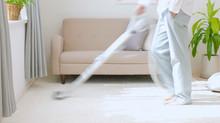 梅雨入り前のお掃除でアレルギー性鼻炎対策