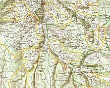 Sentiers de randonnée en Périgord noir proche de BELVES-dordogne-FRANCE