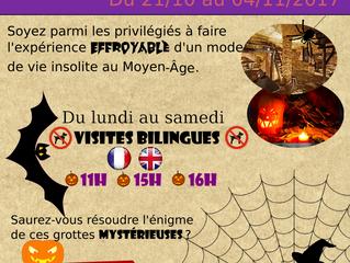 Mystères pour Halloween
