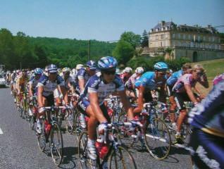 Passage du tour de FRANCE 2017