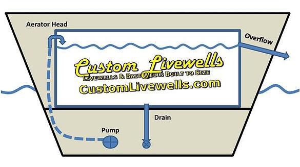 Bait Tank Plumbing Diagram