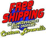 Custom Built Livewells & Bait Wells