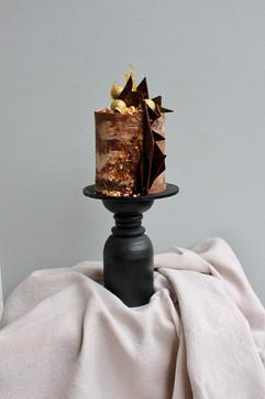 Chocolate Birthday Cake for Him