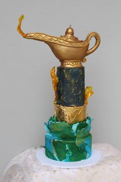 Arabian Nights Birthday Cake