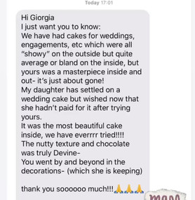 cake review