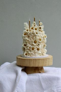 Camomile Birthday Cake