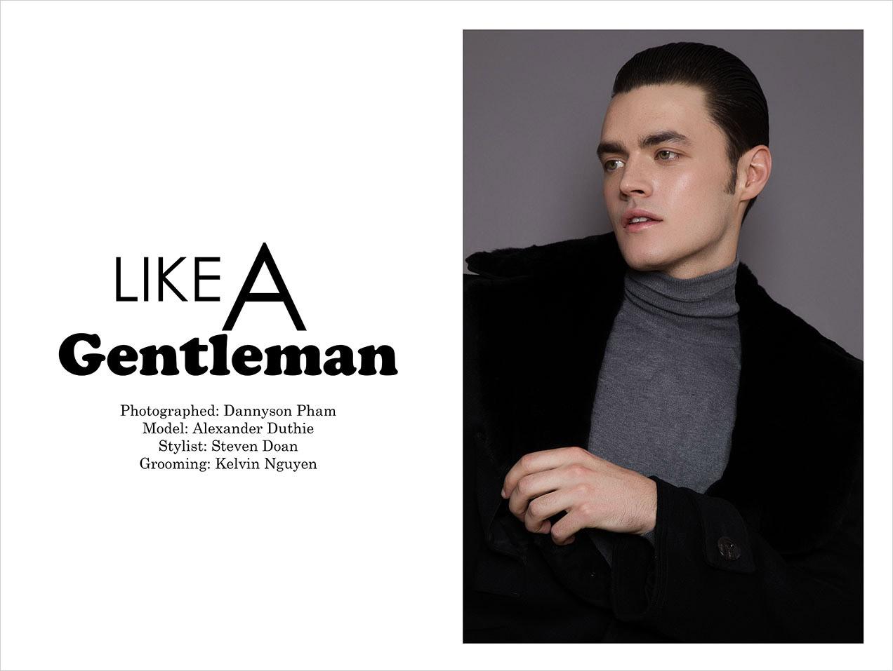 """Like A Gentleman"""