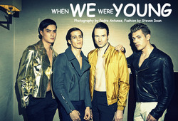"""""""When we were young"""""""