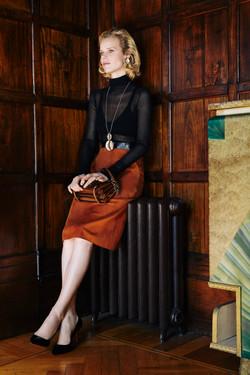 EVa Herzigova for ELa magazine Brazil 5
