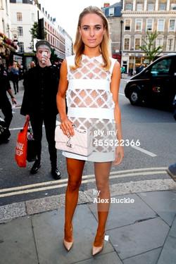 Celebrity style for Kimberley Garner