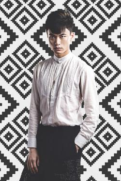 """Square Up"" Fashion Editorial"