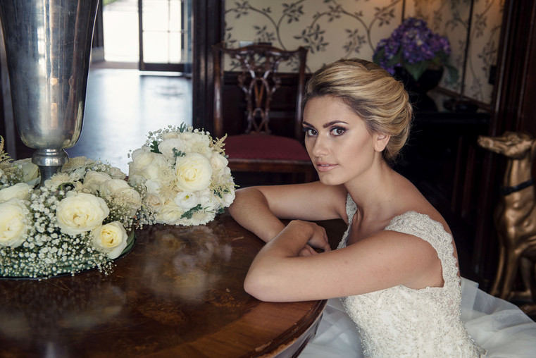 Strong Brides hair & Make-up